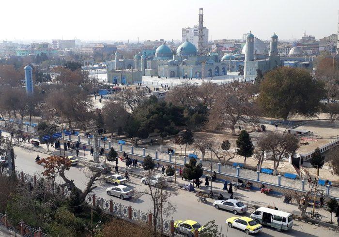 رییس اتحادیه صرافان بلخ اختطاف شد