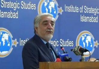 عبدالله: خروج نیروهای امریکایی از افغانستان به نفع طالبان نخواهد بود