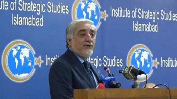 عبدالله در اسلامآباد: شعارها و بیانیههای کهنه کنار گذاشته شود