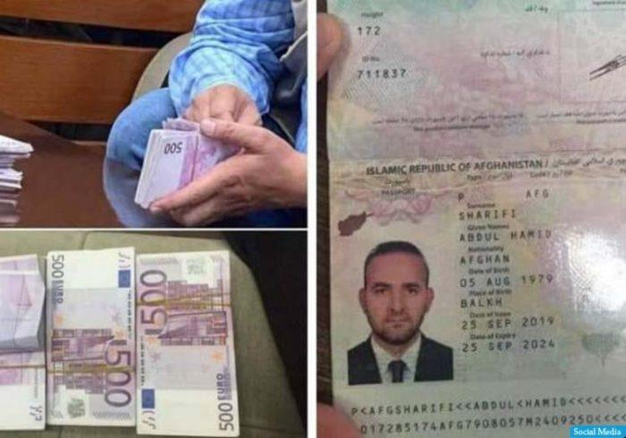 عبدالمجید شریفی: توسط مسؤولان امنیتی میدان هوایی کابل بازداشت نشده ام