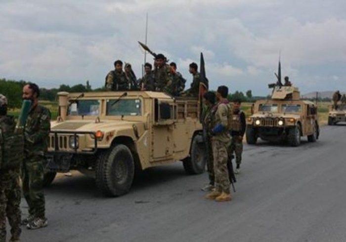 کشتهشدن ۱۱عضو قطعه سرخ طالبان و ۵شهروند پاکستانی