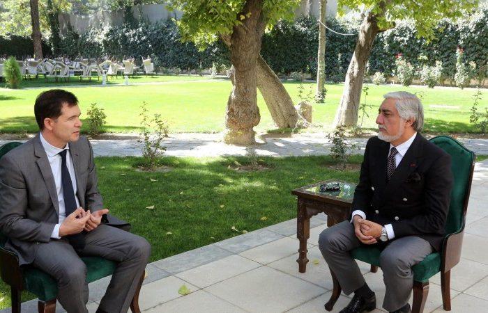 آلمان از روند صلح افغانستان حمایت میکند