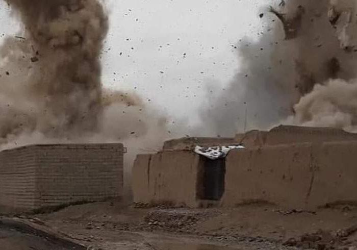 شش کودک در انفجار ماین طالبان در ولایت سرپل کشته شدند