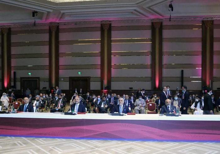 نشست عمومی هیاتهای مذاکرات صلح افغانستان برگزار شد