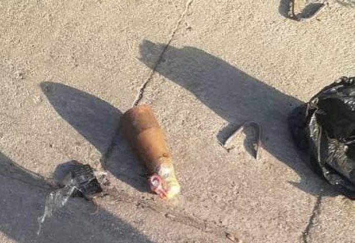 صبح امروز دو ماین جاسازی شده در حوزه دوم امنیتی شهر کابل کشف شد