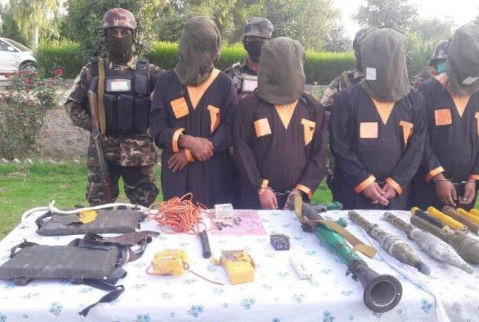 نیروهای امنیت ملی از یک حمله انتحاری گروه داعش در ننگرهار جلوگیری کردند