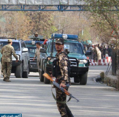 کشته شدن یک سرباز پولیس توسط طالبان در ولسوالی فرنگ
