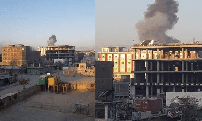 آمار ابتدایی انفجار خوست: ۲ کشته، ۲۵ زخمی