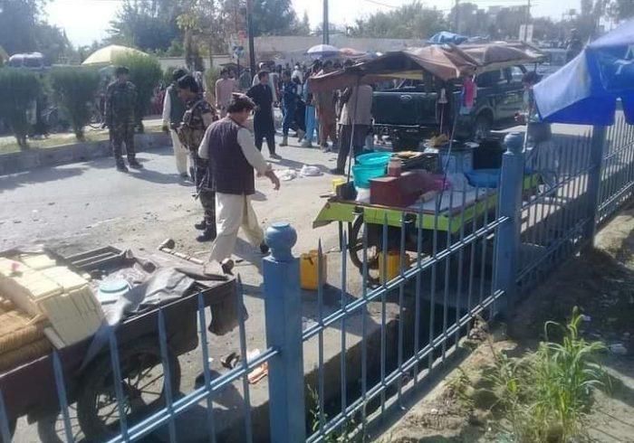 انفجار در مرکز لغمان ۲ کشته و ۶ زخمی بر جای گذاشت