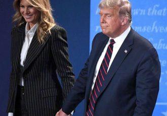دونالد ترمپ و همسرش کرونا گرفتند