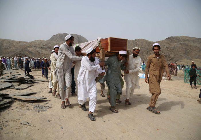 وزارت داخله: طالبان در ۵۰ روز اخیر، ۲۶۱ غیر نظامی را کشتهاند