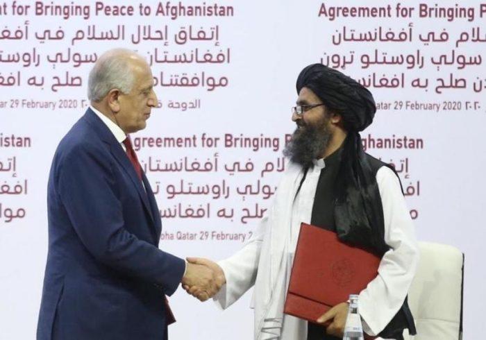 خلیلزاد و میلر در قطر با ملا برادر گفتگو کرد