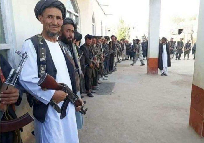 ۱۲۵ جنگجوی طالبان در بلخ به نیروهای دولتی تسلیم شدند