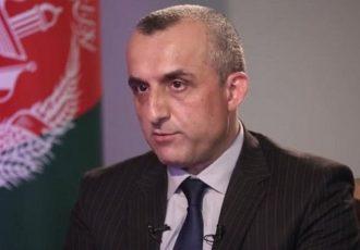 صالح: شبکه حقانی و داعش علیه مردم غرب کابل، جنگ علنی به راه انداختهاند