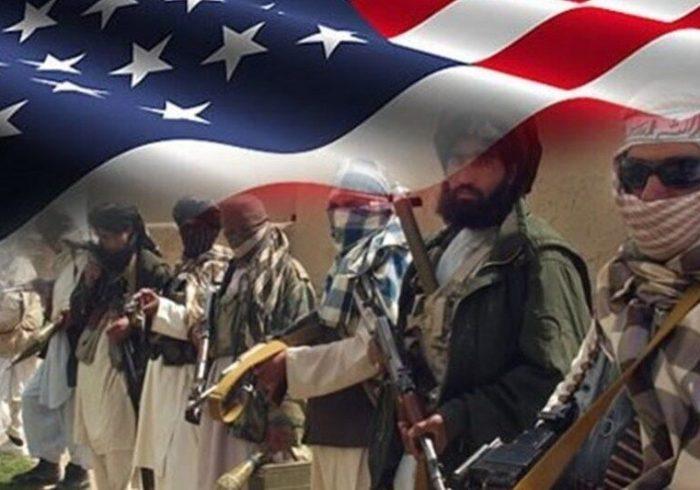 طالبان با خارجی در صلح با مردم افغانستان در جنگ