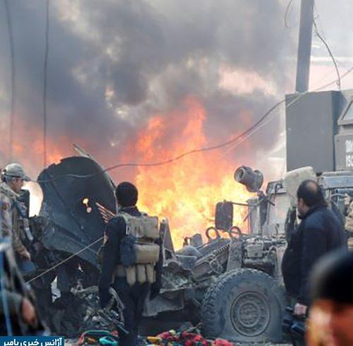 نیروهای امریکایی در عراق هدف حملۀ راکتی قرار گرفته اند