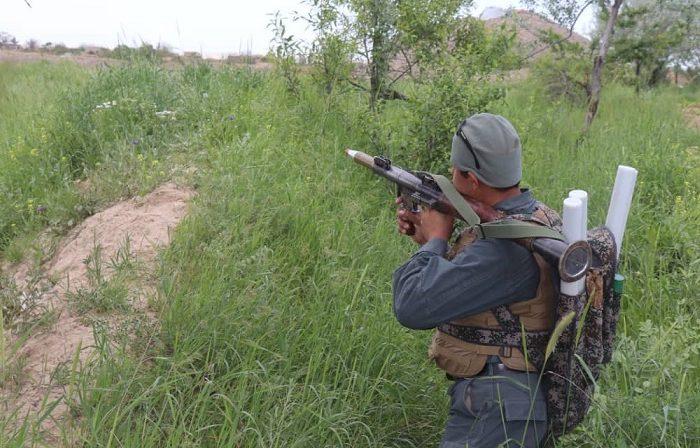 در یک حمله طالبان در ولایت فاریاب چهار نیروی امنیتی جان باختند