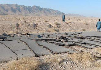 مقامات محلی: طالبان بار دیگر دو جاده را در قندهار تخریب کردند
