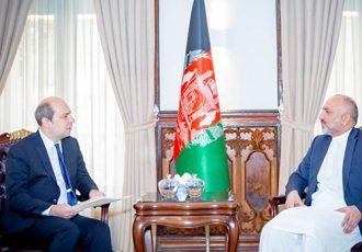 اتمر: نقش روسیه در حمایت از مذاکرات صلح افغانستان مهم و اساسی است