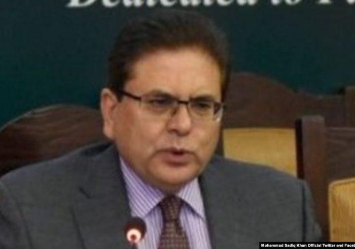 نماینده ویژۀ پاکستان برای صلح افغانستان با خلیلزاد گفتوگو کرد