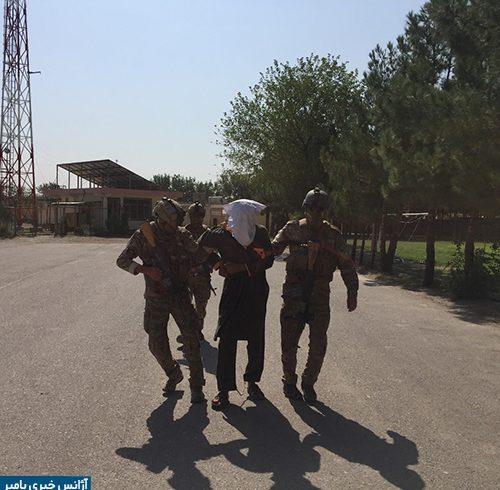 نیروهای امنیت ملی یک کودک را از چنگ آدمربایان در هرات نجات دادند