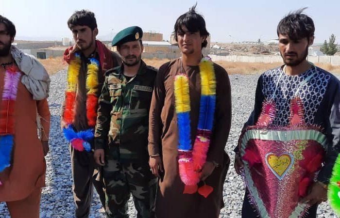 رهایی ۴۳ نفر به شمول ۴ غیر نظامی از یک زندان طالبان در زابل