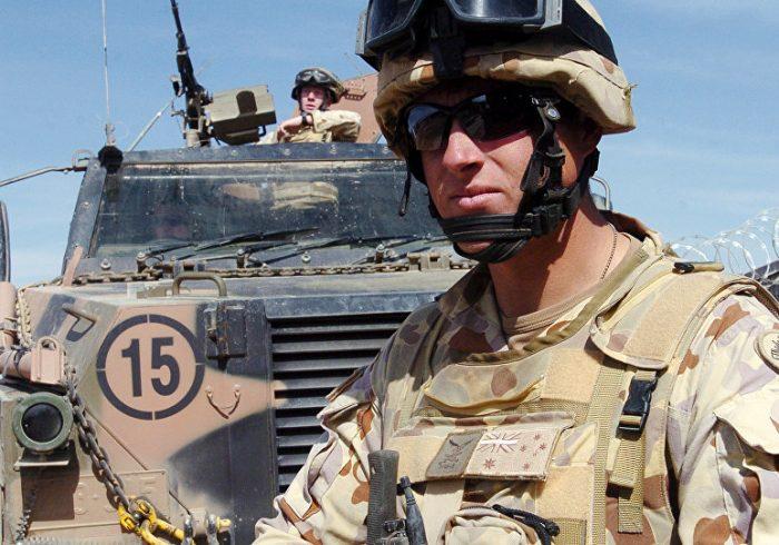 کشتن یک افغان به خاطر کمبود جا در هواپیما توسط نظامیان استرالیایی