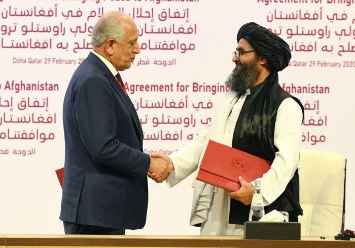 طالبان امریکا را به نقض مکرر توافقنامه دوحه متهم کردند