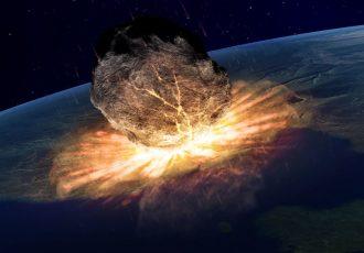 احتمال برخورد شهاب سنگ بزرگ با زمین روز پیش از انتخابات آمریکا