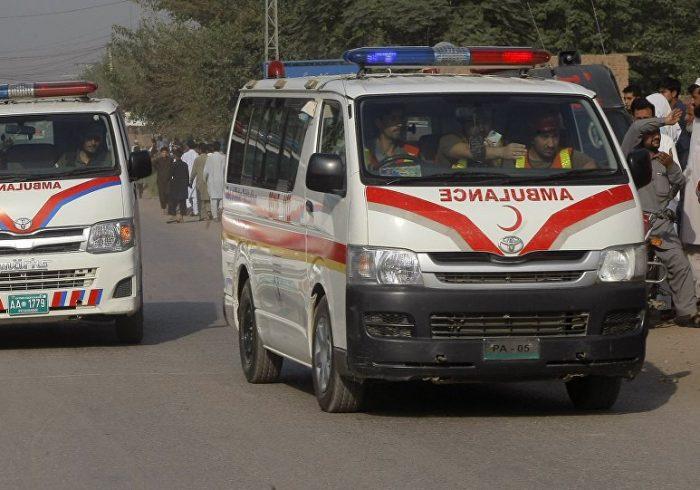 انفجار مهیب در یک مدرسه دینی در پاکستان؛ ده ها تن کشته و زخمی شدند