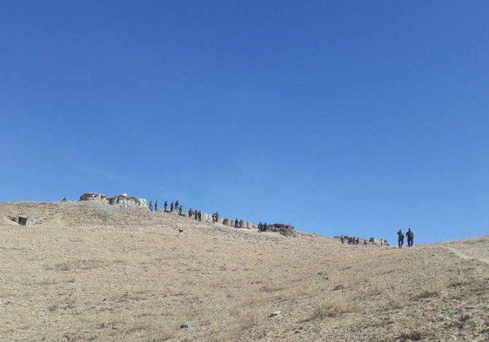 منابع: ۲۰ سرباز خیزش مردمی در بدخشان به طالبان پیوستند