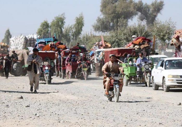 جنگ هلمند؛ ۱۵ کشته، ۱۱۱ زخمی و ۴۰ هزار آواره