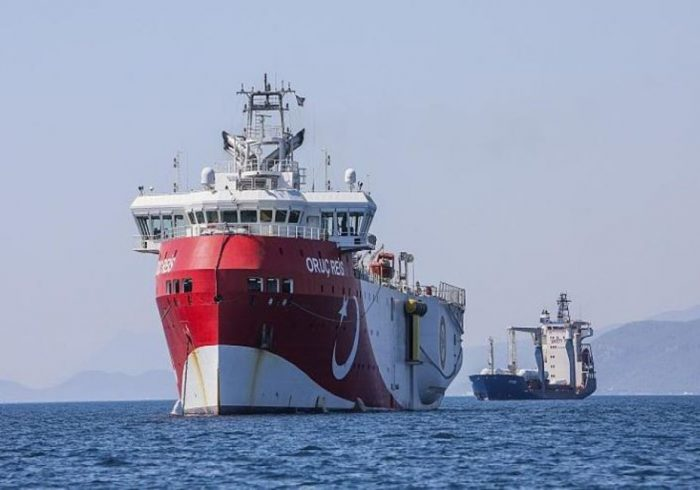 ترکیه عملیات اکتشافی در شرق مدیترانه را تمدید کرد