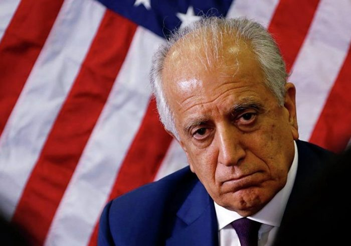 واکنش خلیلزاد به حمله انتحاری دیروز در کابل