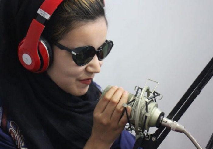 آغاز به کار رادیوی ویژۀ نابینایان در جوزجان