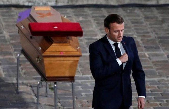در پی 'توهین' اردوغان به مکرون، فرانسه سفیرش را از ترکیه فرا خواند