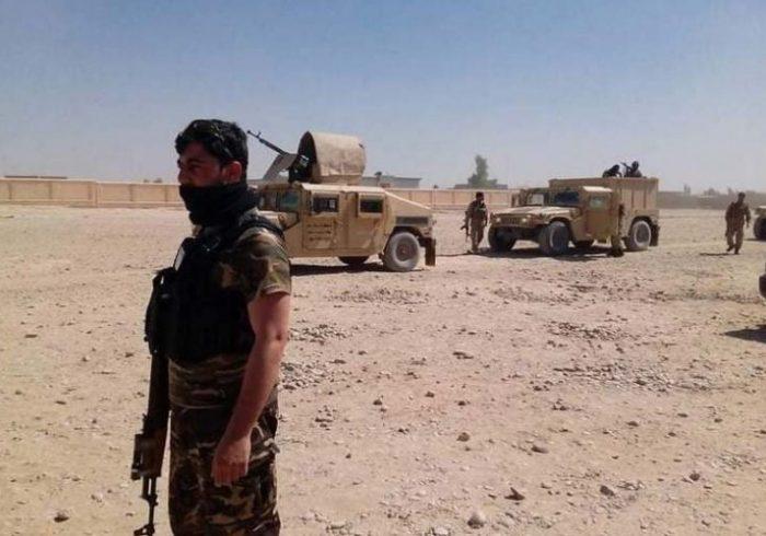 سکوت طالبان در برابر حملات نیروهای آمریکایی در هلمند