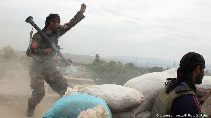 تشدید جنگ؛ در کمتر از یکماه ۸۴۰ جنگجوی طالبان کشته شدهاند