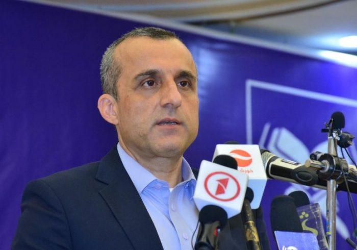 واکنش تند صالح به حمله بر دانشگاه کابل: نفرین بر طالب و همفکر و حامی طالب