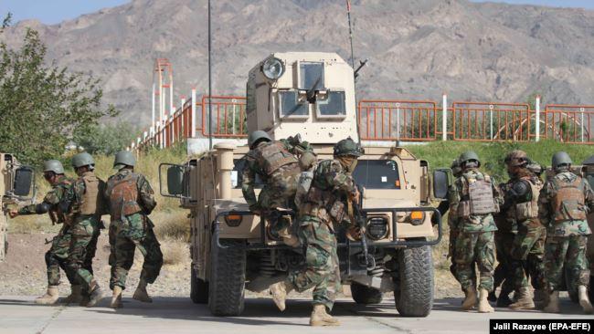 مقامها: ۱۸ طالب در ولایت بغلان کشته شدند