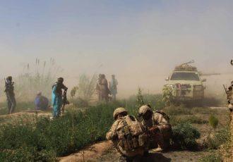 حمله به لشکرگاه؛ 'طالبان وعده عدم حمله بر شهرهای بزرگ را شکستهاند'