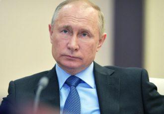 پوتین از تولید سومین واکسین کرونا در روسیه خبرداد