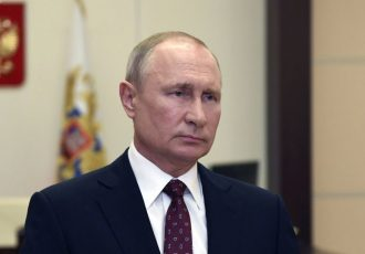 اظهارات پوتین درمورد رابطه حضور امریکاییها در افغانستان و منافع ملی روسیه