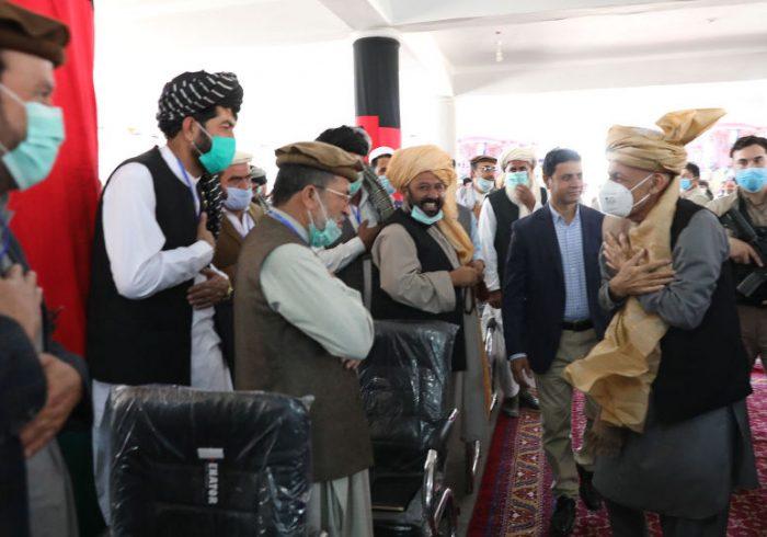 بیش از هزار کشمشخانه در هرات به بهرهبرداری سپرده شد