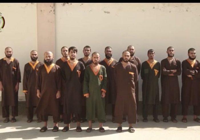 دستگیری اعضای شبکه ای ترور گروه طالبان در کابل