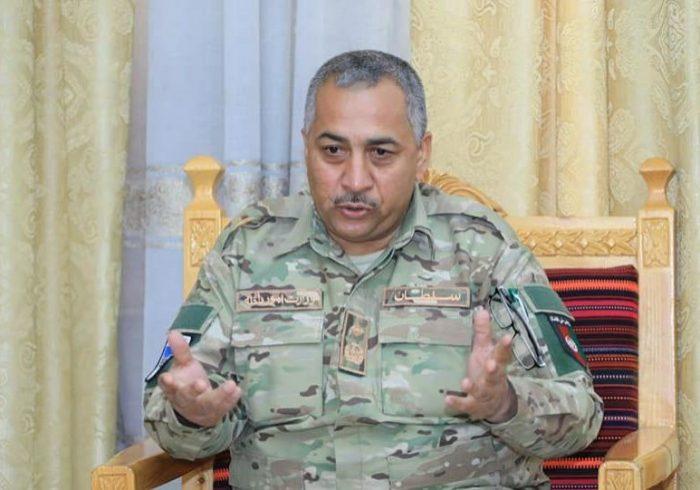 فرمانده جدید پولیس هرات: به تروریستان و سارقان مسلح شلیک کنید