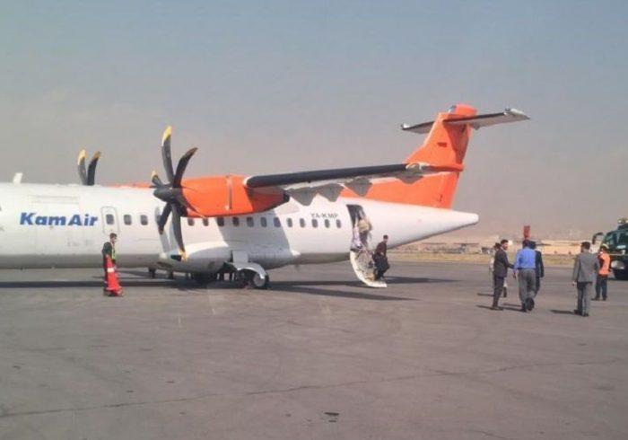یک طیارۀ مسافربری شرکت کام ایر در جریان پرواز دچار مشکلات فنی شد