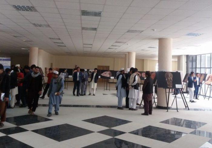 ترمیم ۲۰۰ اثر هنری نگارستان ملی که در زمان طالبان تخریب شده بودند
