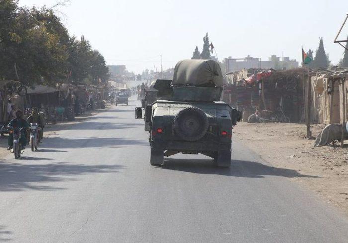 کشته شدن صد ها طالب مسلح در جنگ هلمند