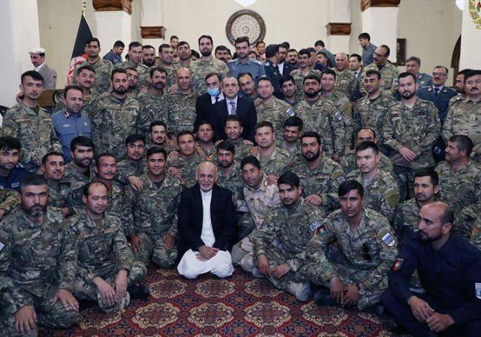 تغیر همزمان ۱۰۰ فرمانده پولیس در افغانستان